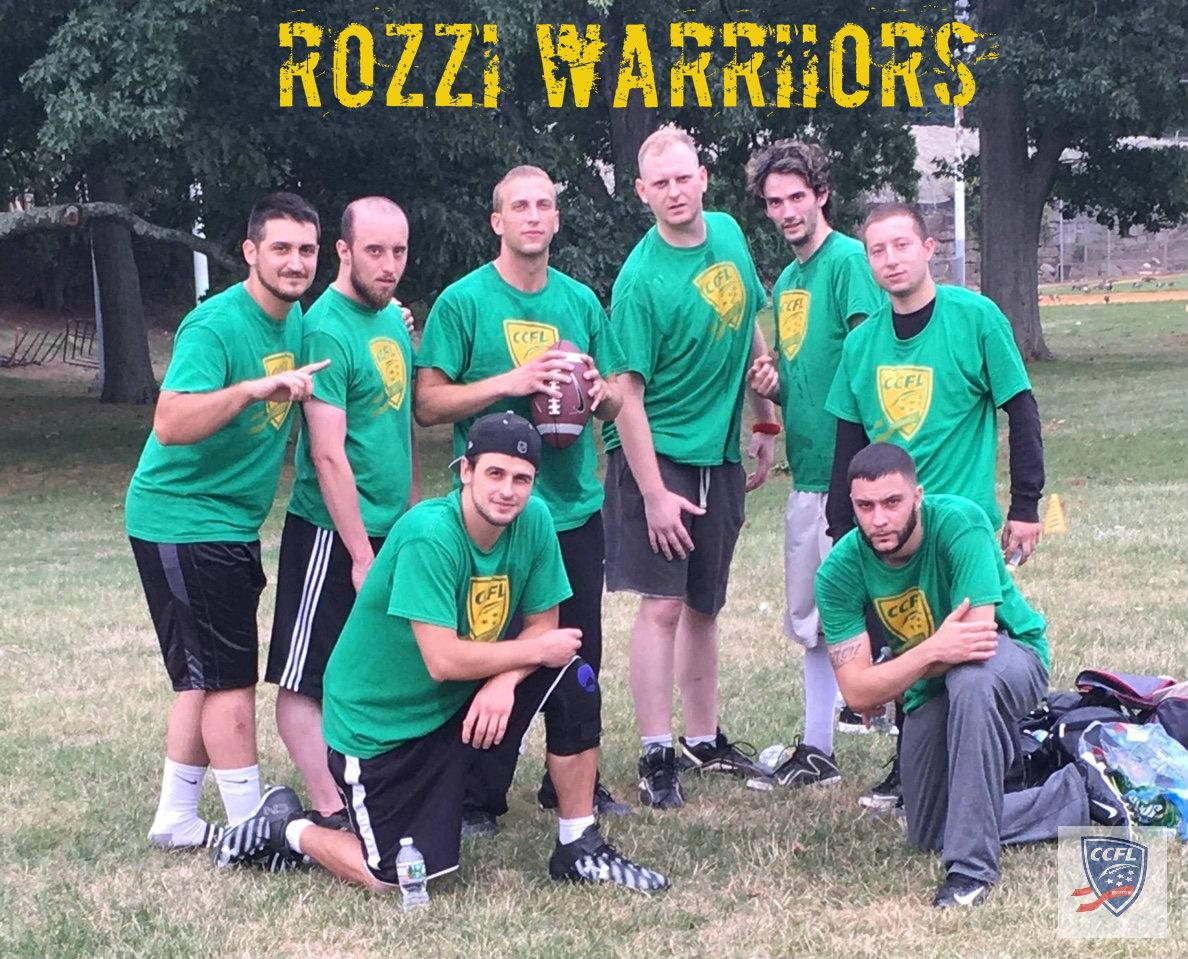 rozziwarriors