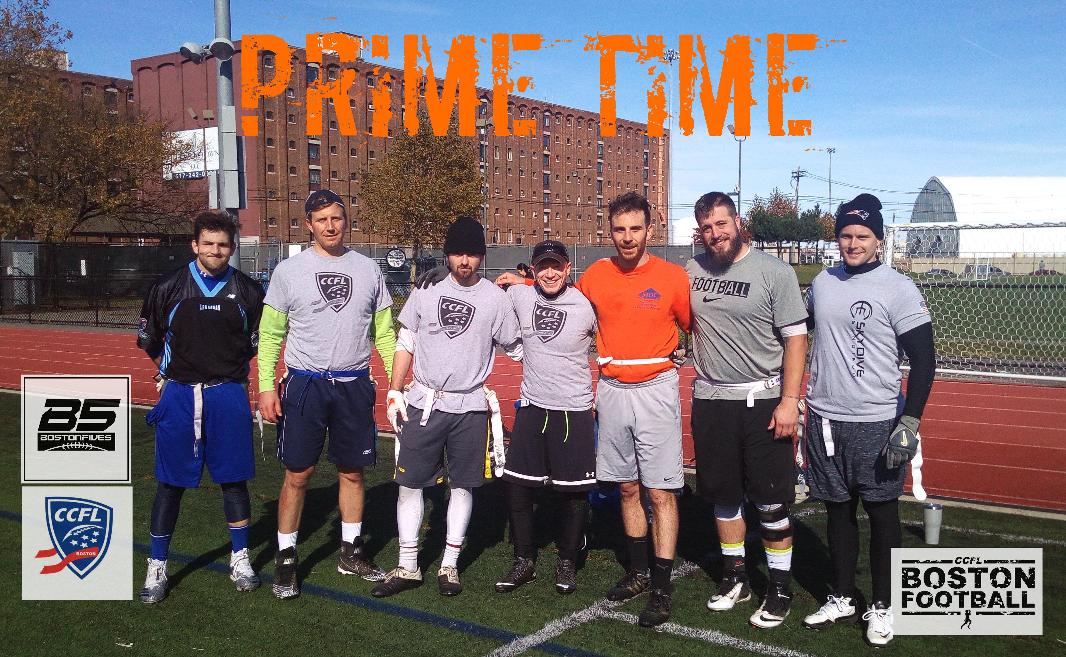 Prime Time Fall 2018