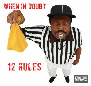 The CCFL 12 Rules When If In Doubt
