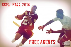 FALL 2014 Free Agents