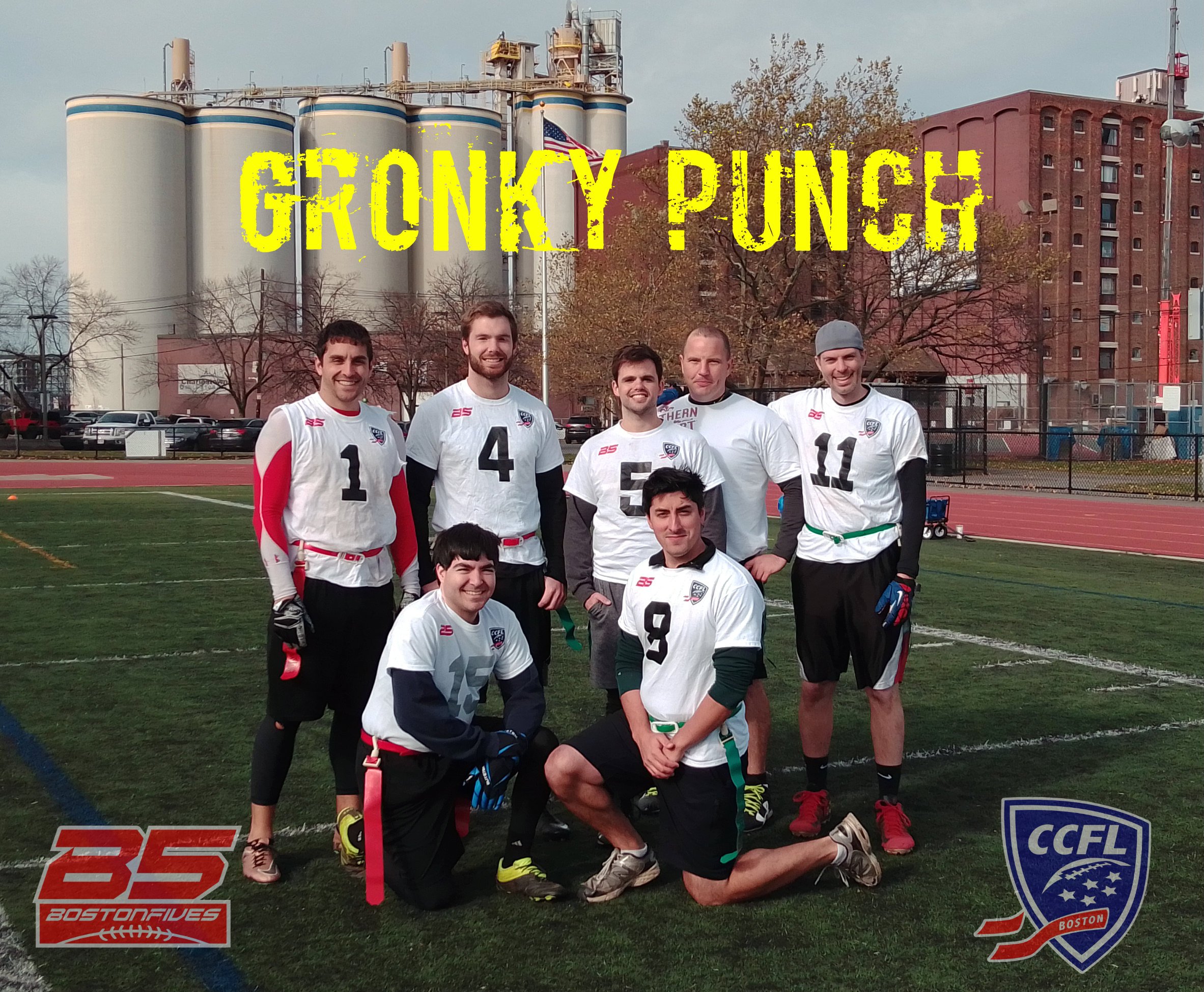GronkyPunch
