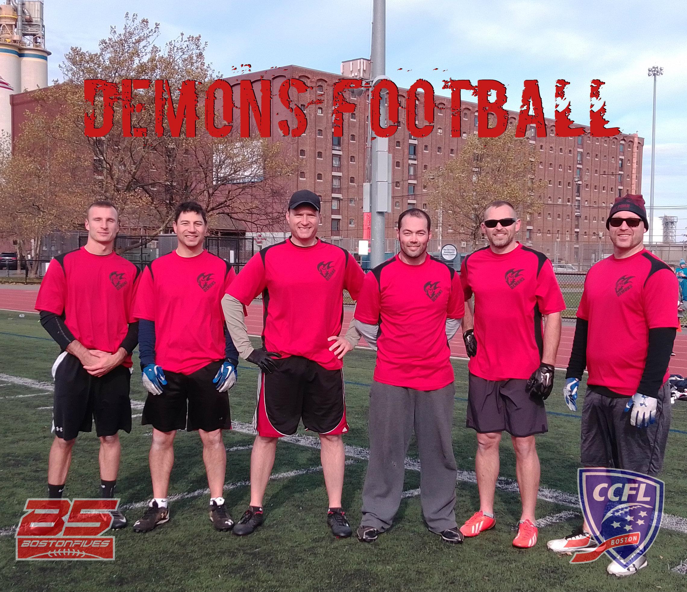Demons Football