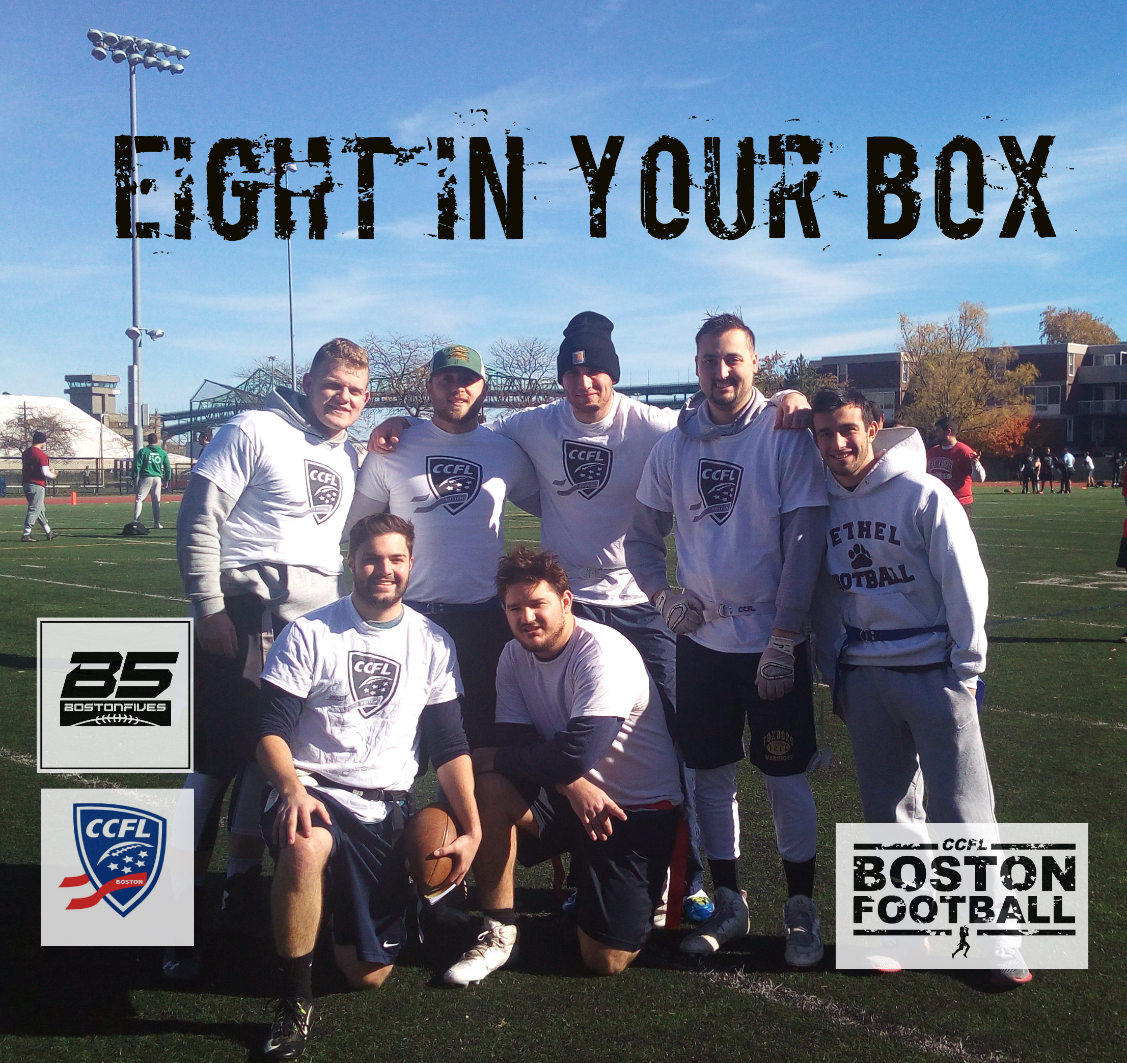 Eight In Your Box 2018