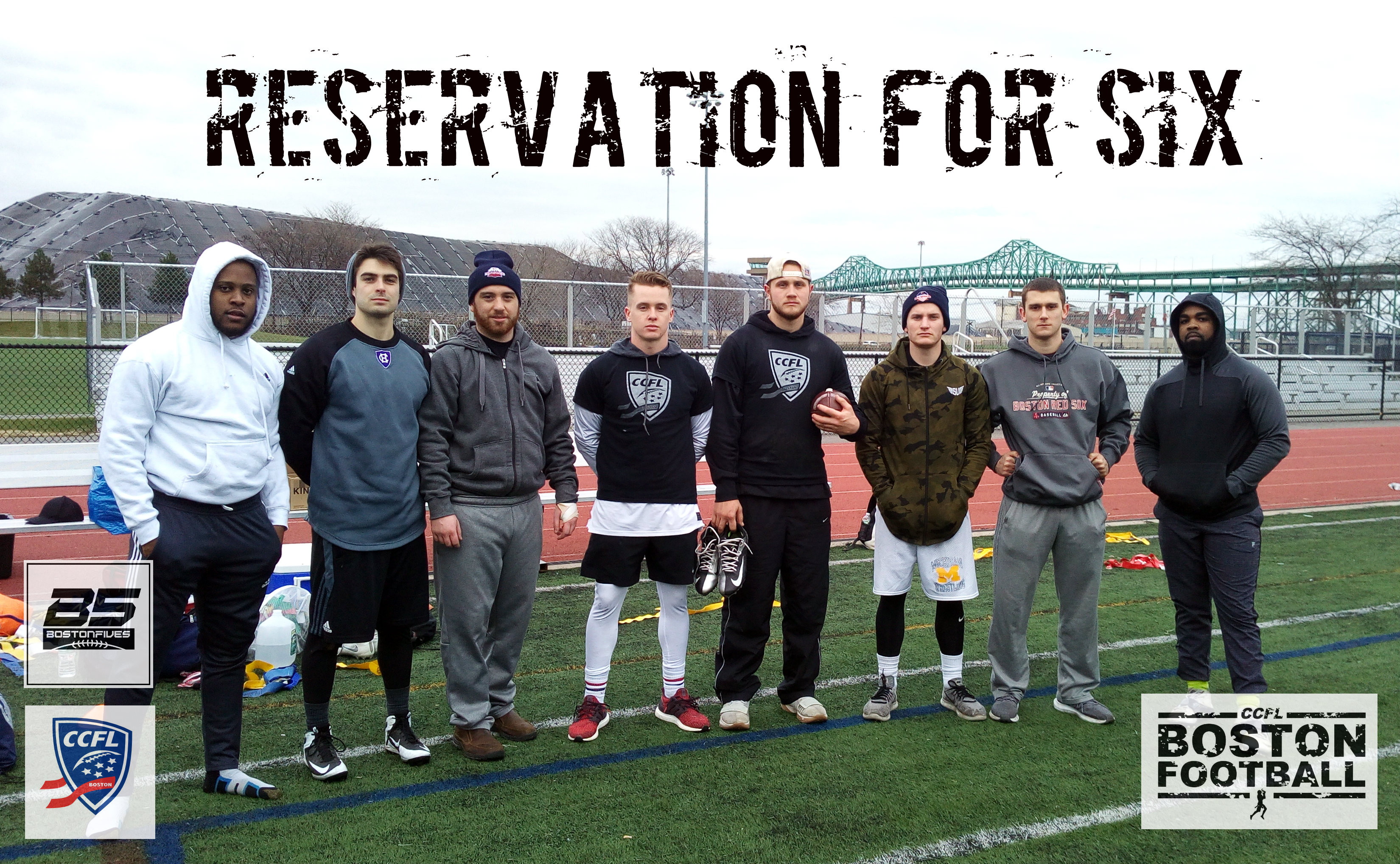 Reservation For Six